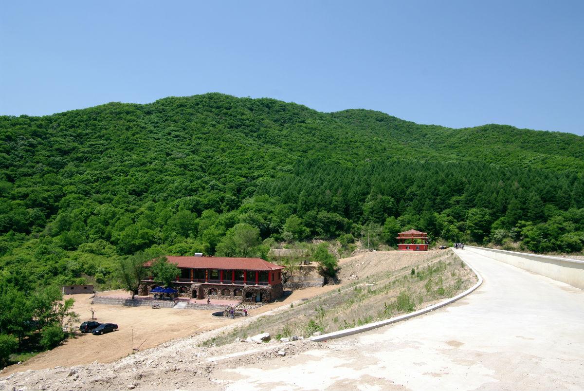 西丰最远的旅地巨德旅区风景