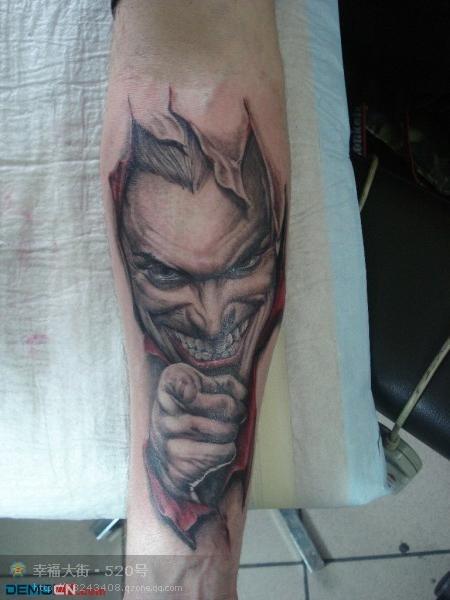 纹身.求图.手臂内侧图片