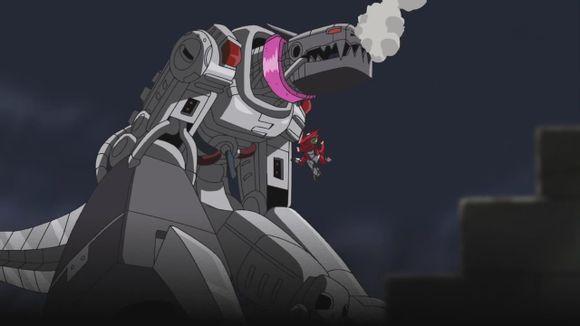 钢铁悟空兽大反攻 高清图片