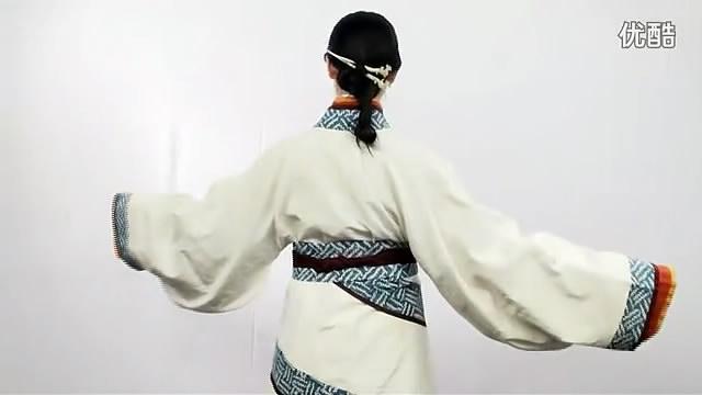 汉朝女子发型梳法分享展示图片