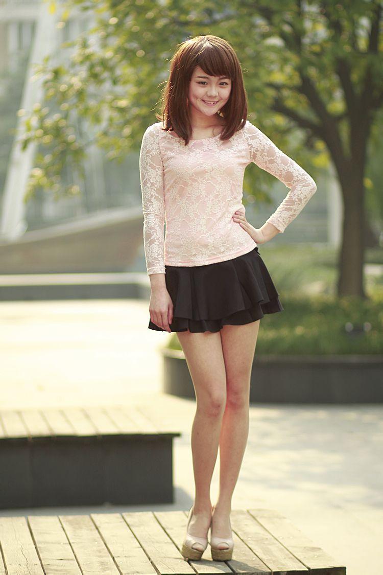 美女照片噢 还有穿齐b小短裙的