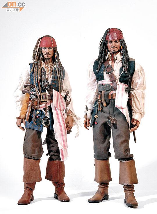 加勒比海盗经典图片
