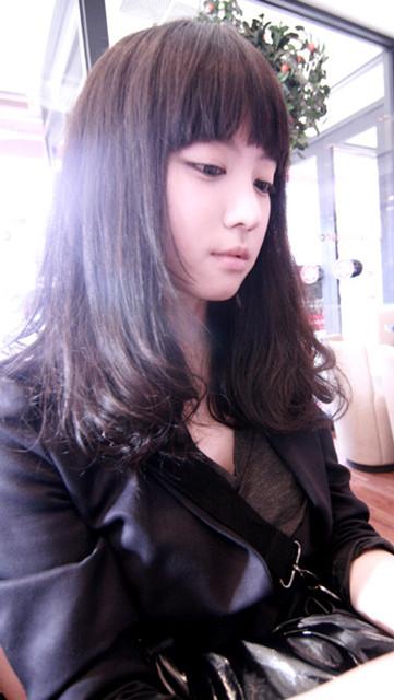 男人喜欢女人头发长度