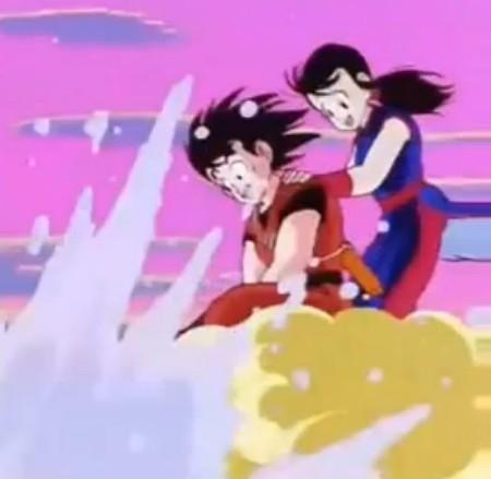 七龙珠孙悟空和琪琪