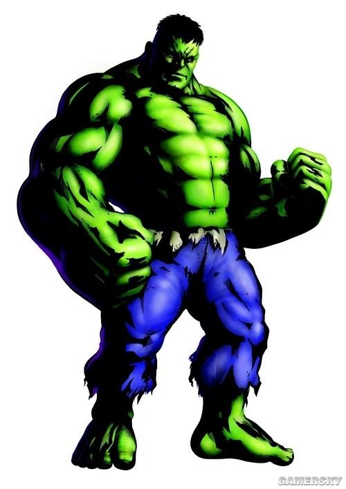绿巨人卡通图片_绿巨人矢量图_卡通_其他生物_生物世界_矢量