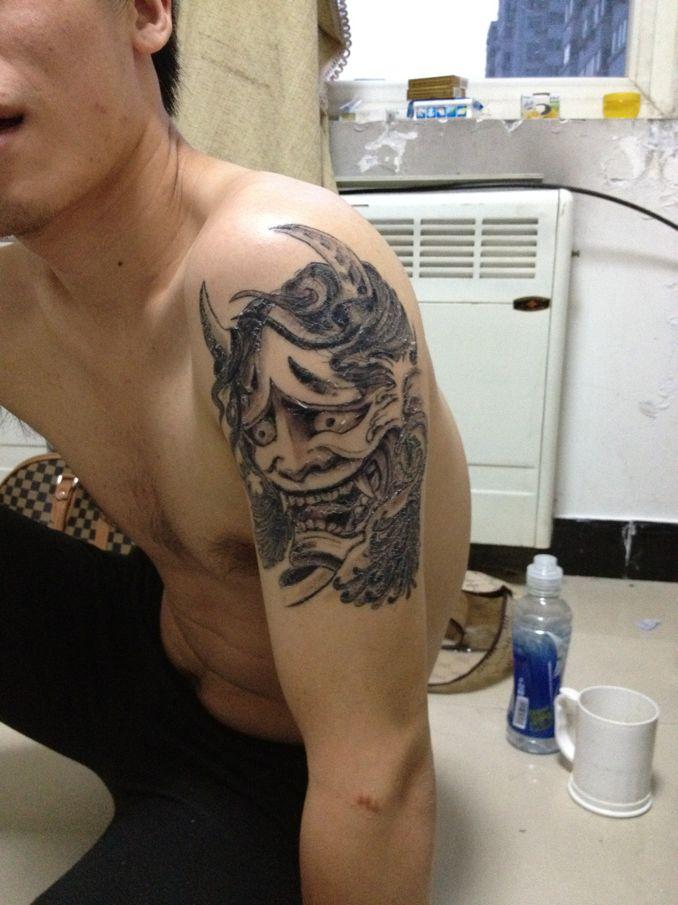 纹身 678_905 竖版图片