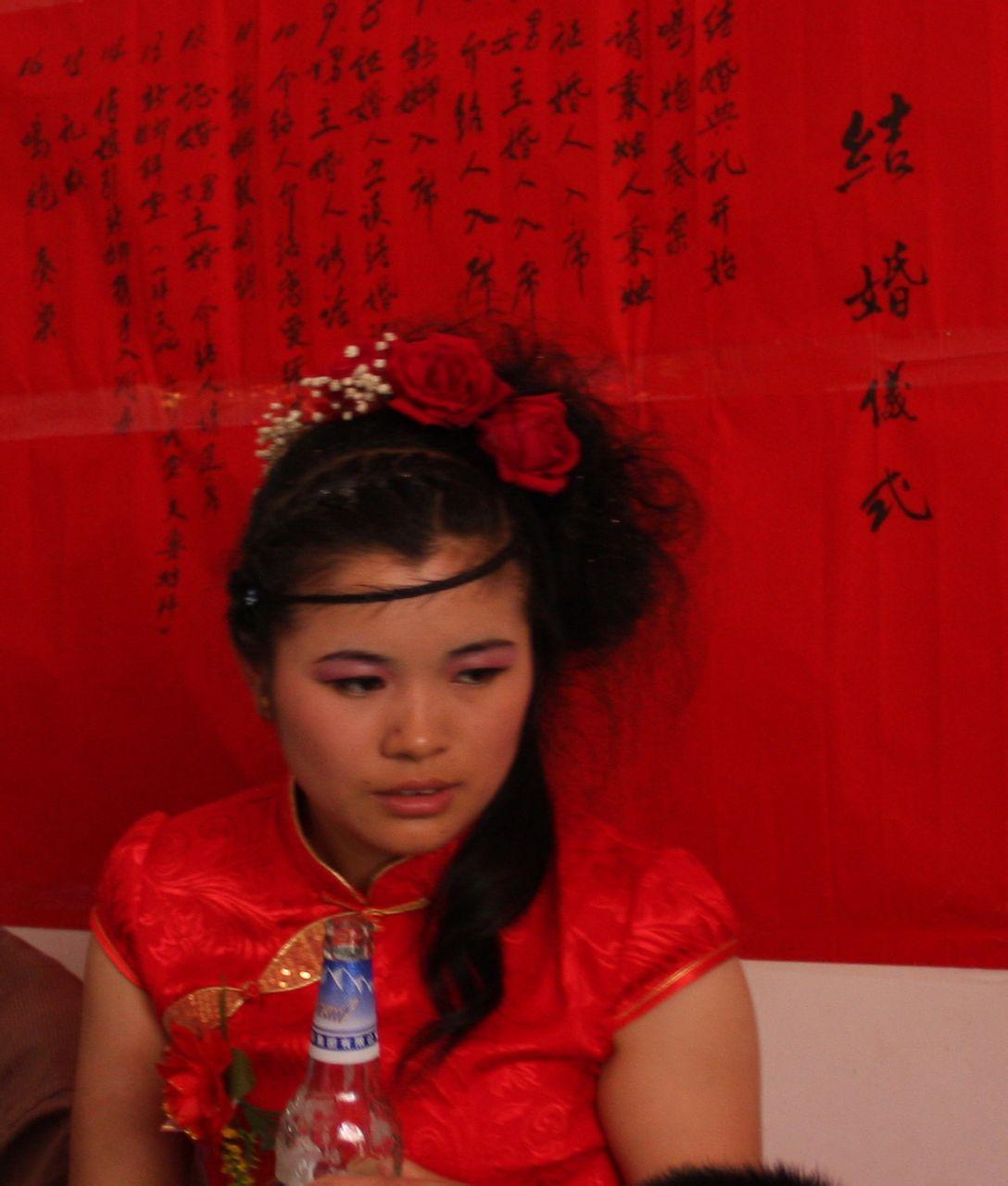 井冈山极下贱的骗婚的女人