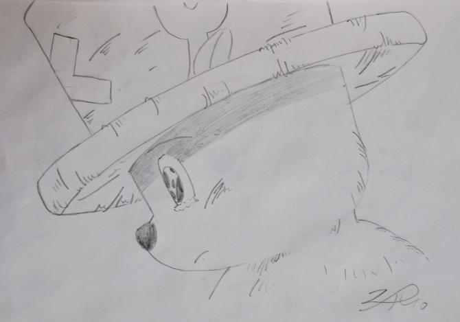 儿童彩色铅笔画教程之教你画小刺猬 丑小鸭的故事 童话故事图片场景