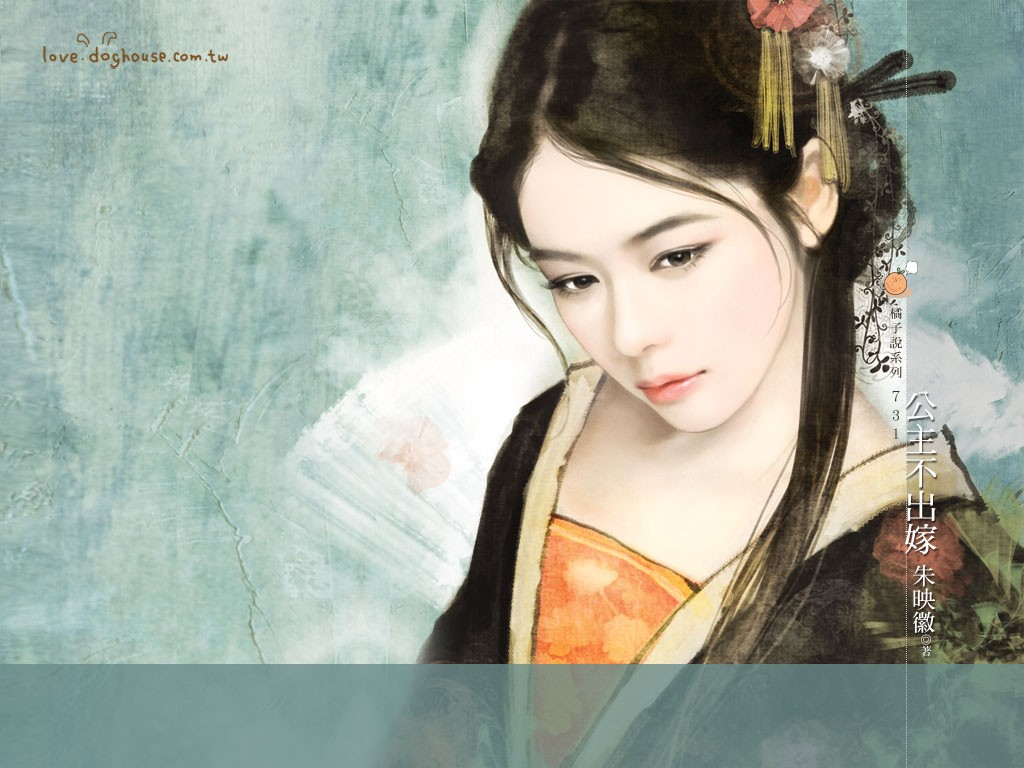 【0371音乐】中国古代美女图