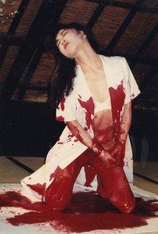 16 日本女切腹