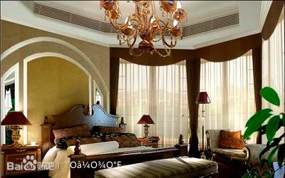 上海简约别墅装修设计来至欧雅国际图片