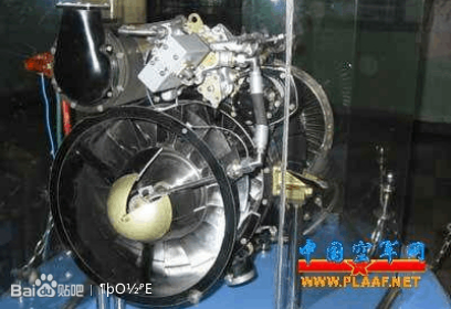 安装有起动-发电机、带燃油调节器的齿轮式燃油泵以及测速发高清图片