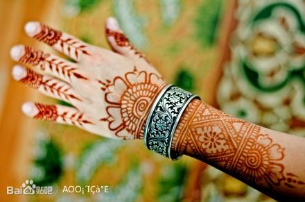 印度海娜纹身】持续更新图片