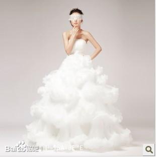 婚纱名字叫云端之舞图片