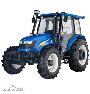 纽荷兰tl1004最厉害的100马力拖拉机 上海纽荷兰吧 百度贴吧 高清图片