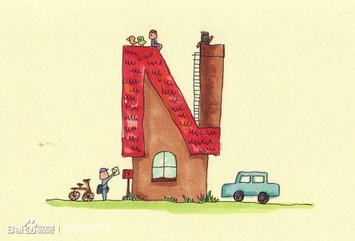 关于26个字母的创意手绘图片