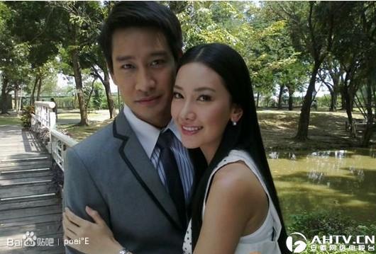 泰国最富盛名的帅哥美女首次牵手