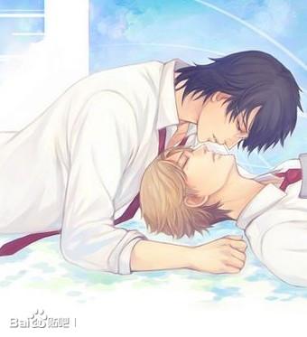 求两张男生用的情侣头像~_gay吧_百度贴吧图片