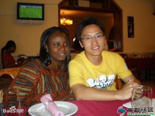 ... 在广州与非洲女人_... 女人_黑人娶中国女人_非洲黑人