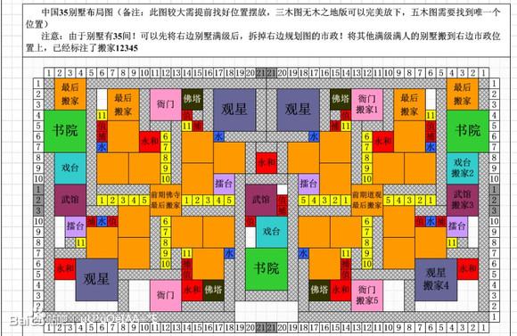 求中国四合院的布局图!图片
