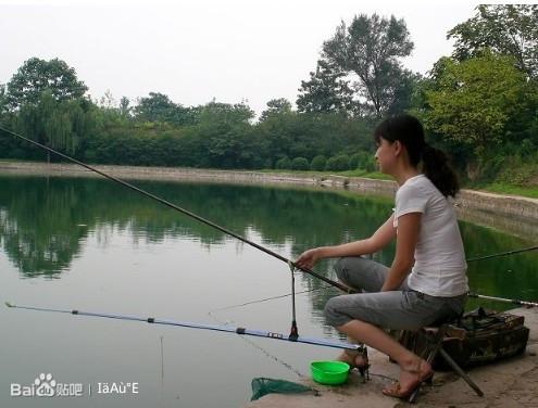 欢迎帅哥美女们来钓鱼
