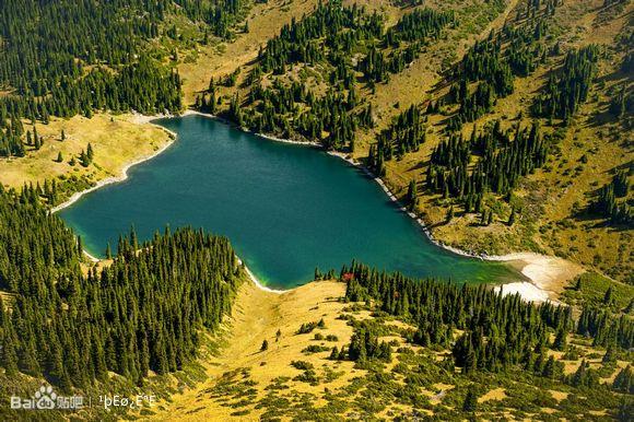 哈萨克斯坦风景名胜大全图片