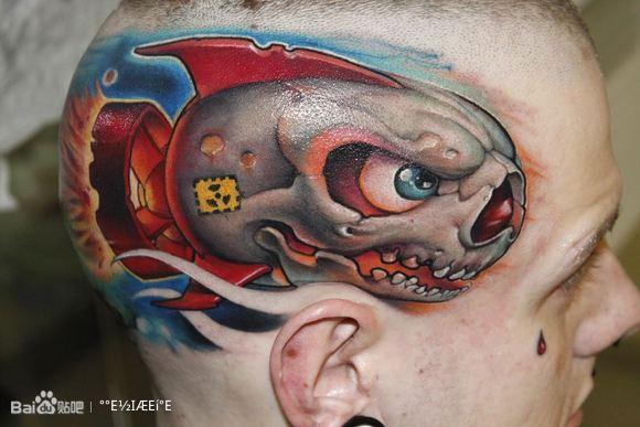 西班牙纹身师作品欣赏图片