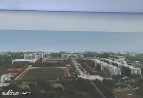 2013)1号文件出台后新建的一所职业高级中学,对此,六枝特区党高清图片