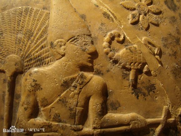 都作为下埃及的象征而出现在诸多壁画和雕刻作品中图片