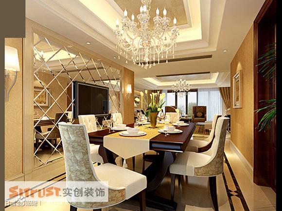 顶角线、沙发背景石膏板造型、第二个卫生间、餐厅造型、管理高清图片