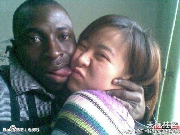 中国女孩小心了 吧