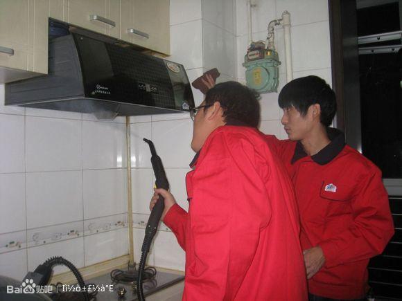 天津绿叶2014擦玻璃厨房高压清洗家庭保洁火热预约中 天津高清图片