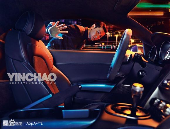 【爱华】完美偶像—刘德华演绎奥迪25周年广告图片