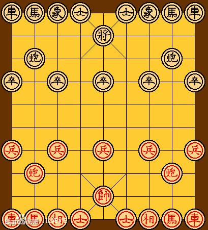 朝鲜(韩国)将棋图片