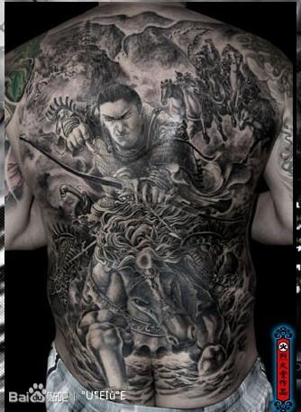 """""""中国好纹身""""图片"""