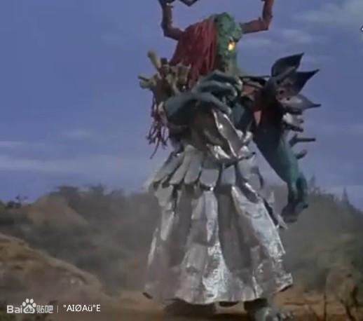现的怪兽或外星人 奥特曼