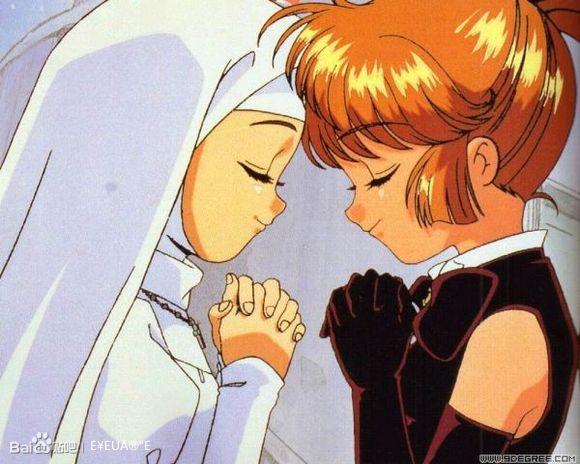 【圣少女】芽美与可爱的露比!