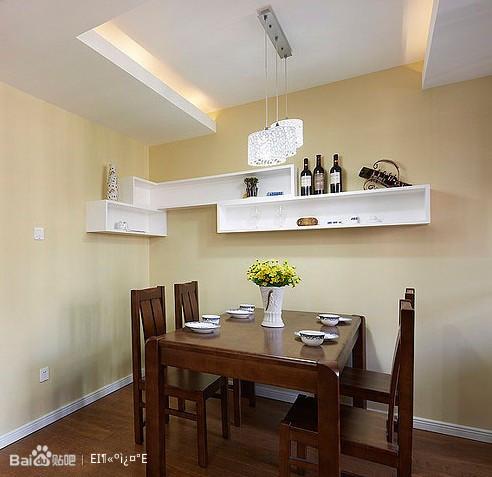 普通家庭的设计,这样可以最大限度地利用空间,迅速地传递饭菜高清图片