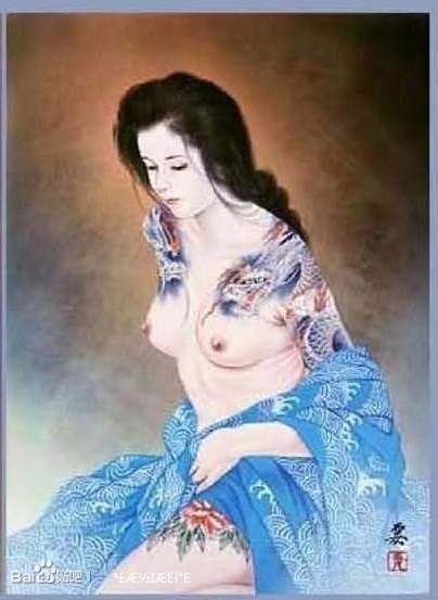 身美女日本