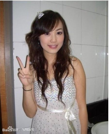 王宝强老婆真漂亮 美女吧