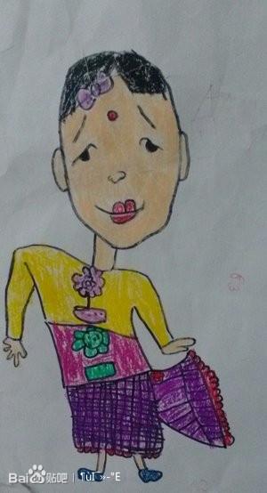 童说童画:茶壶煮七彩虹,章鱼飞上天_儿童画吧_百度贴吧图片
