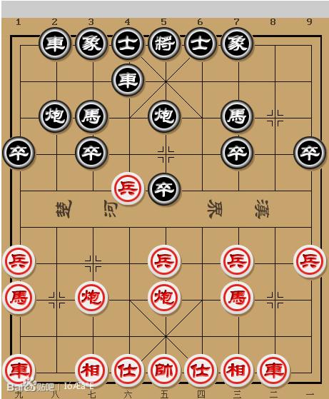 象棋布局陷阱第二集(每周一更)图片