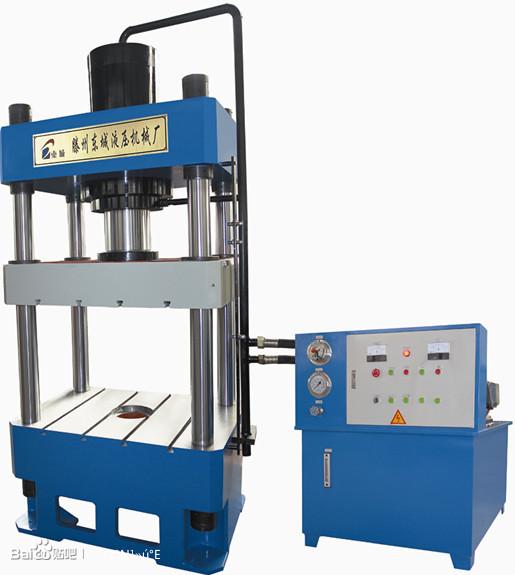 小型单柱液压机15863222735图片