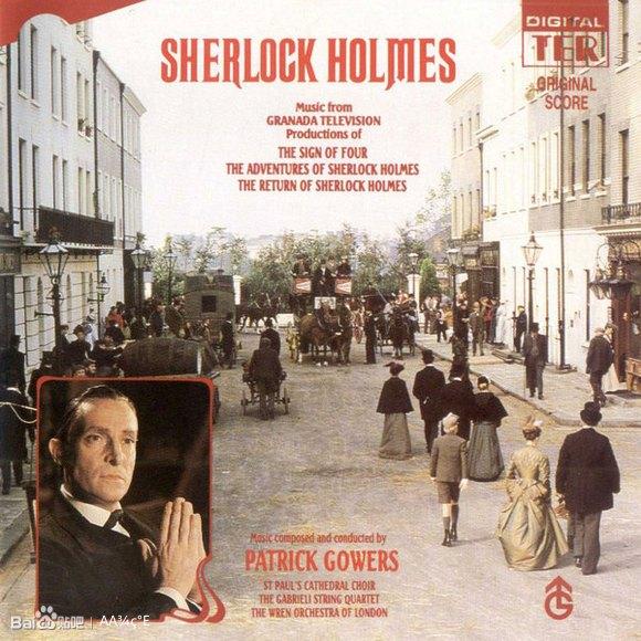 探案全集 the adventures of sherlock holmes 1984 tv series