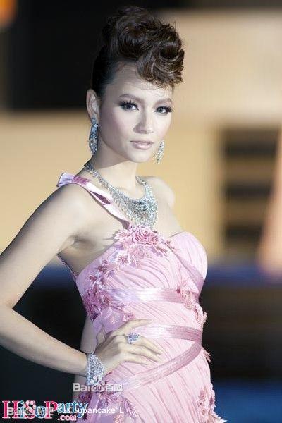 U心中泰国美女前十
