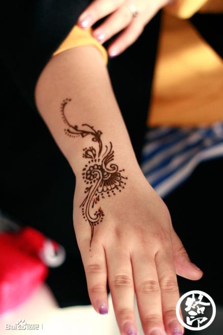 神秘异域海娜india henna