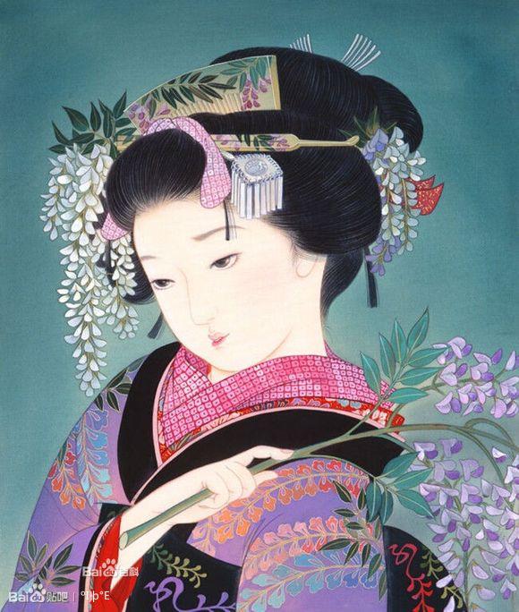 日本画家佃喜翔
