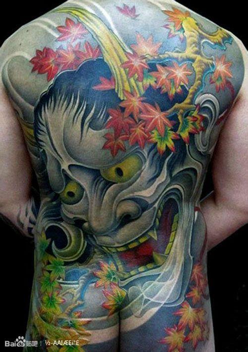 般若纹身手稿图片