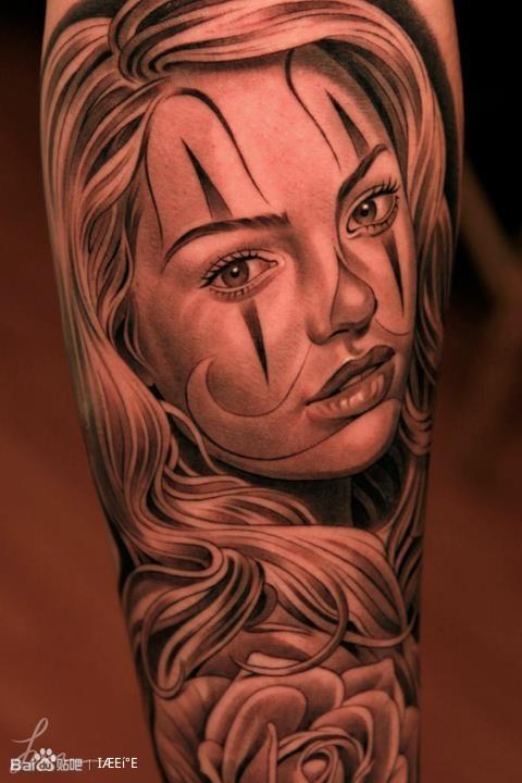 纹身作品赏析图片