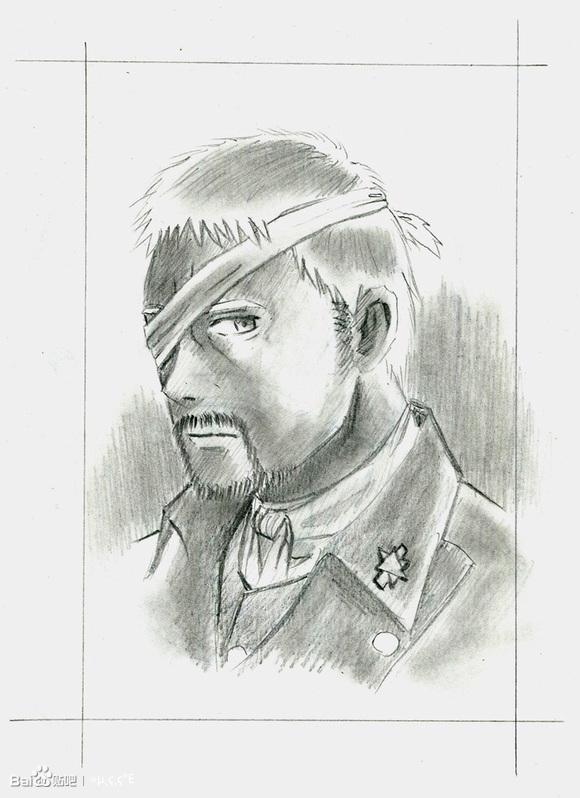 卡尔拉多王国.第三军团将军图片